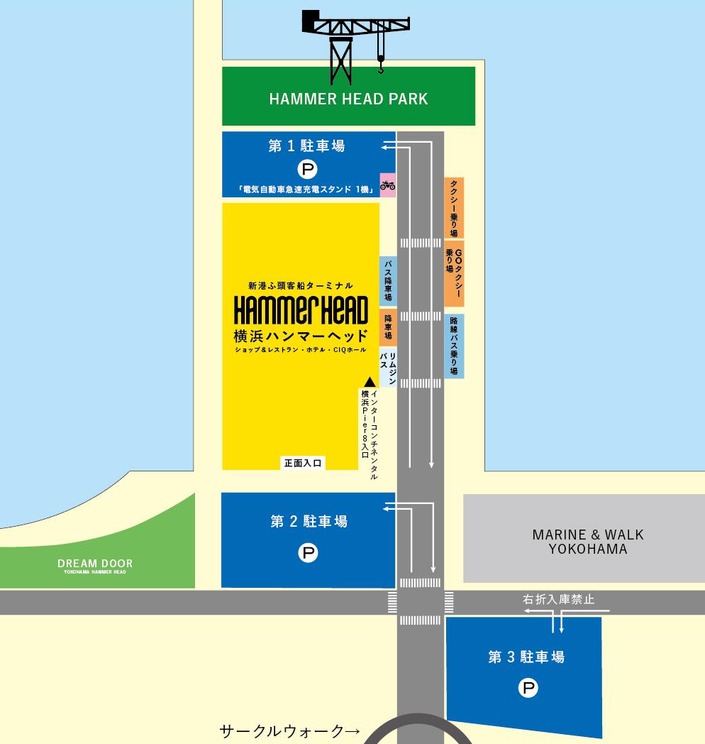 ヘッド 横浜 ハンマー