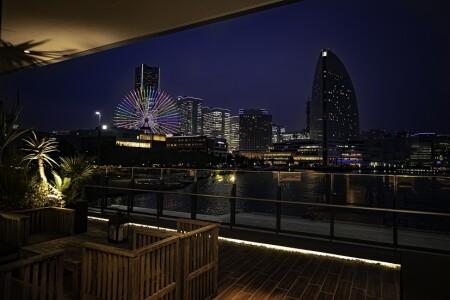 ≪Dinner≫みなとみらいの夜景を眺めながら贅沢なひと時を