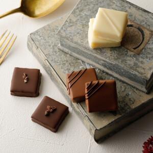 [從2月1日起]巧克力名牌的限定巧克力