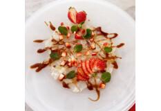 【2月限定】COLONIAL BEACH「鮮魚マリネのカルパッチョ」