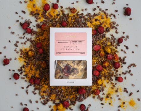 ティーパック「ベリーチョコレートティー」(6pcs)