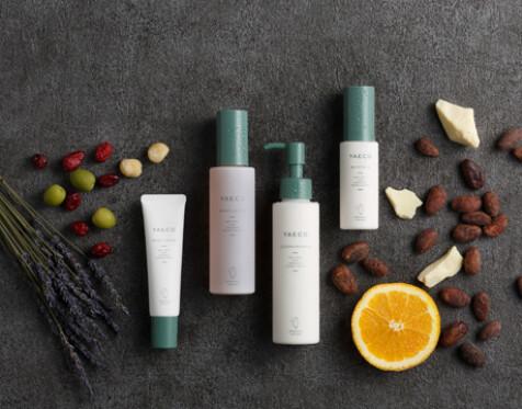 YAECO カカオスキンケア商品各種 (クレンジングミルク、モイストローション、モイストミルク、モイストクリーム)