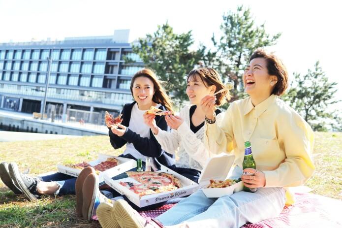 【テイクアウト限定!】アウトドアBOXでピクニックしよう!